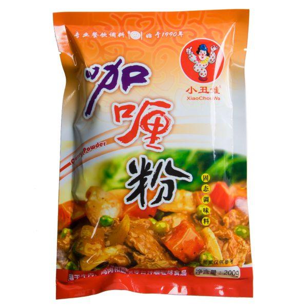 200g咖喱粉