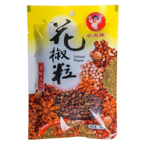 28g花椒粒