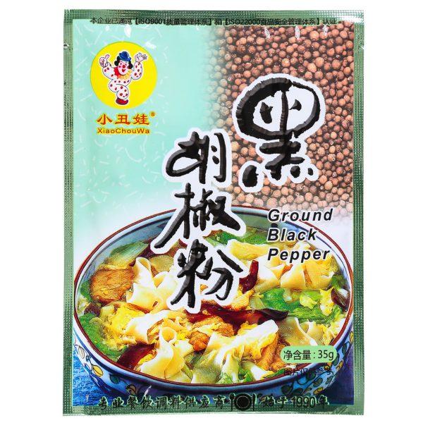 35g黑胡椒粉
