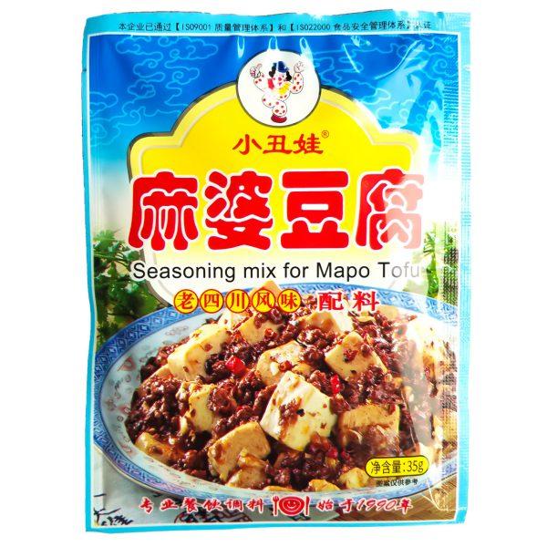 35g麻婆豆腐
