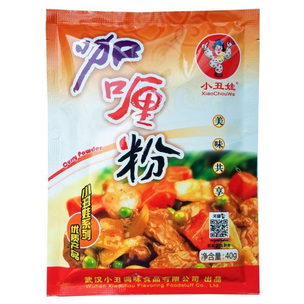 40g咖喱粉