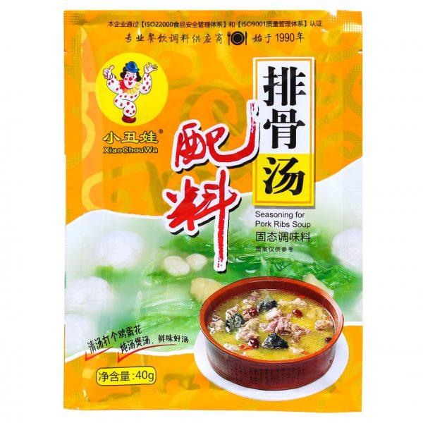 40g排骨汤配料