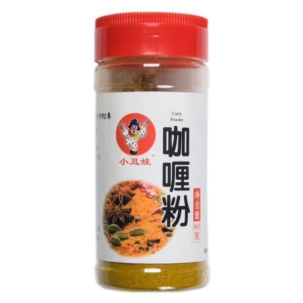 瓶装80g咖喱粉