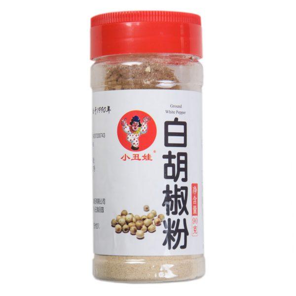 瓶装90g白胡椒粉