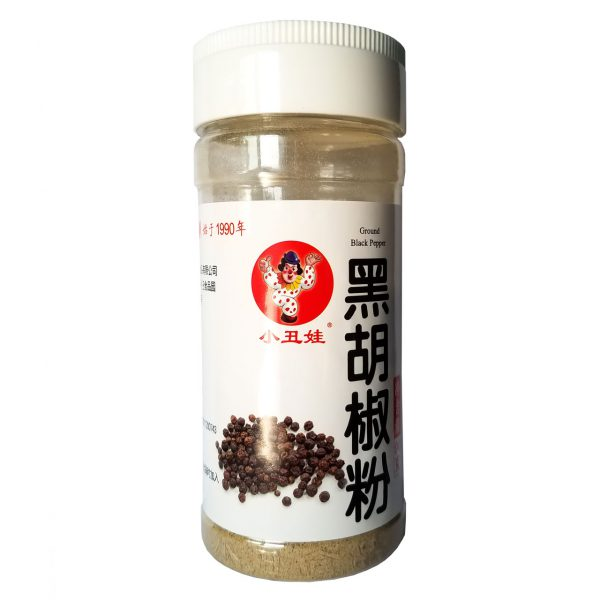 瓶装90g黑胡椒粉